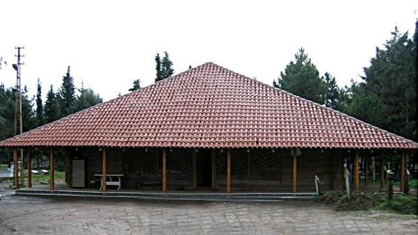 Türkiye'nin en eski çivisiz ahşap camisi: Göğceli Camii