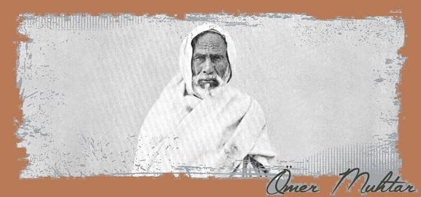 Libya'daki en büyük Arap kabilelerinden sayılan Menife'ye mensup olan Ömer Muhtar, 1862'de Berka'nın Defne bölgesindeki Butnân'da doğdu. Bölgede etkin olan Senusi Hareketi medreselerinde okudu ve başarılı bir öğrenci olmasından dolayı Mehdî es-Senûsî'nin dikkatini çekti. Ömer Muhtar 1895'te onunla birlikte Tâc köyüne gitti.