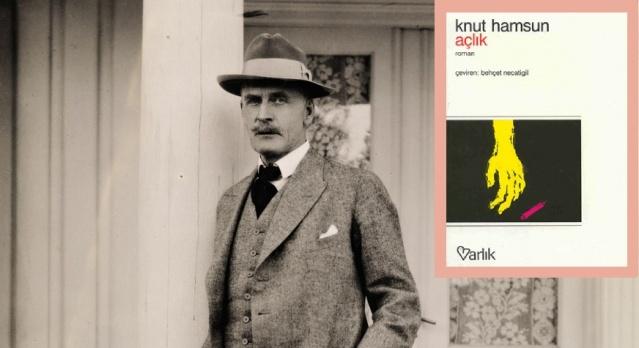 Knut Hamsun'un (1859-1952) 1890'da yayınlanan Açlık romanı yazara 1920 yılında Nobel edebiyat ödülünü kazandı. Açlık Norveçli yazarın biyografisi gibidir.
