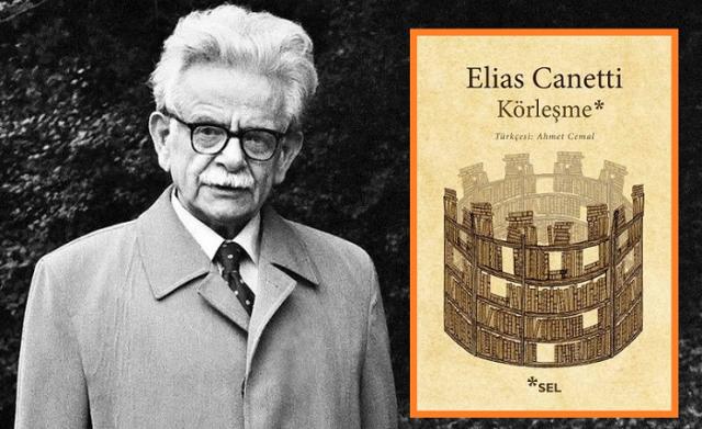 """Alman asıllı Elias Canetti Bulgaristan'da doğdu. Buna karşın ne Bulgardı ne de Alman, o Sefardik bir ailenin çocuğu olarak dünyaya gelmişti. Elias Canetti toplumbilimci olmasının yanında deneme ve oyun yazarlığı yaptı. Kendisi edebiyat eleştirmenleri tarafından James Joyce ve Dostoyevski ile karşılaştırılacak derecede güçlü bir kaleme sahiptir. Üstelik bütün bu şöhretini yazdığı tek roman """"Körleşme"""" ile elde etmiştir. Hatta bu eseriyle 1981 yılında Nobel ödülüne layık görülmüştür."""