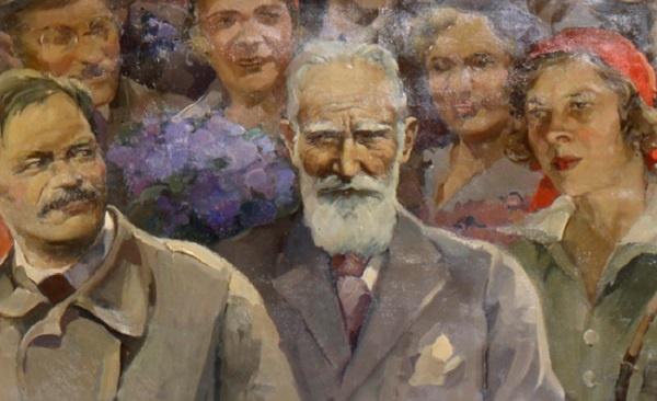 Shakespeare'den sonra gelen en büyük oyun yazarı olarak nitelendirilen George Bernard Shaw 2 Kasım 1950'de hayata veda etti. 26 Temmuz 1856'da Dublin'de doğan Shaw 60'tan fazla oyuna imza attı. Ayrıca roman da yazan George Bernard Shaw 1925 yılında Nobel Edebiyat Ödülü hem de Pygmalion ile Oscar alarak bu iki ödülü alabilen tek insan olmuştur. Sosyalizm ve kadın haklarının yılmaz savunucusu olan ünlü yazar İslamiyete duyduğu yakınlığını da saklamadı.