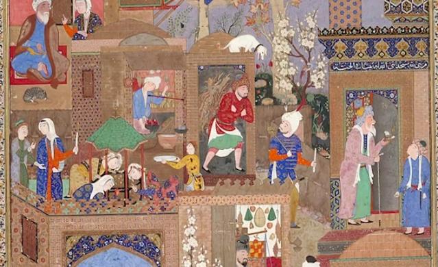 """Minyatür terimi, genel anlamıyla çok ince işlenmiş küçük boyutlu resimler ve bu türdeki resim sanatları için kullanılmaktadır. Minyatür kelimesinin, Latince """"kırmızı ile boyamak"""" anlamına gelen """"miniare"""" kelimesinden türetilmiş olduğu ve daha sonra Fransızca'ya """"miniature"""" biçiminde geçtiği düşünülmektedir. Osmanlı dönemi kaynaklarına baktığımızda bu terimin yerine """"tasvir"""" veya """"nakış"""" sözcüklerinin tercih edildiği görülmektedir."""