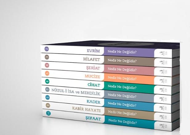 """Fecr Yayınları Prof. Dr. Adnan Demircan editörlüğünde önemli bir projeye imza attı: """"Nedir, Ne Değildir?""""  Çok merak edilen ve tartışılan 10 konuyu/kavramı işleyen """"Nedir, Ne Değildir"""" projesi 10 kitaptan oluşuyor. Prof. Dr. Adnan Demircan'ın yanı sıra Prof. Dr. Ahmet Keleş, Prof. Dr. Mahmut Çınar ve Prof. Dr. Yaşar Düzenli de projenin bilim dalı editörleri olarak karşımıza çıkıyor.  Bunun yanında her kitap alanında uzman 4 isim tarafından kaleme alınmış."""