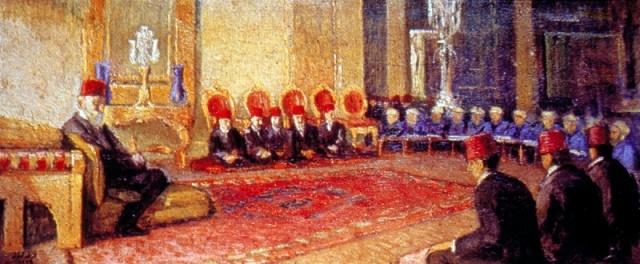 """Osmanlı sarayına mahsus güzel geleneklerden biri de """"Huzur Dersleri""""dir. Kuruluşundan itibaren ilme ve ilim adamlarına verilen büyük ehemmiyet Osmanlı Devleti büyüyüp güçlendikçe devam etmiştir. Ramazan ayında devrin önemli ilim erbabı ile düzenlenen """"Huzur Dersleri"""" de bu hassasiyetin tezahürü olarak ortaya çıkmış ve bir Ramazan geleneğine dönüşmüştür."""