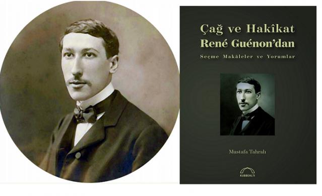 Fransa'da Katolik bir ailenin çocuğu olarak dünyaya gelen René Guéenon (1886-1951) 20. yüzyıla damgasını vurmuş büyük düşünürlerden biri. Felsefe ve matematik alanındaki çalışmaları, eşsiz bir hafıza ve dile kabiliyeti sebebiyle çağın dâhileri arasına giren Guénon, ünlü Fransız ressam Gustav Ageli vasıtasıyla 1912'de İslam ile tanışır. Müslüman olduktan sonra Mısır'a gider ve Şazeliye şeyhlerinden Abdurrahman Eliş el-Kebir'e intisap eder. Artık Abdülvahid Yahya'dır.