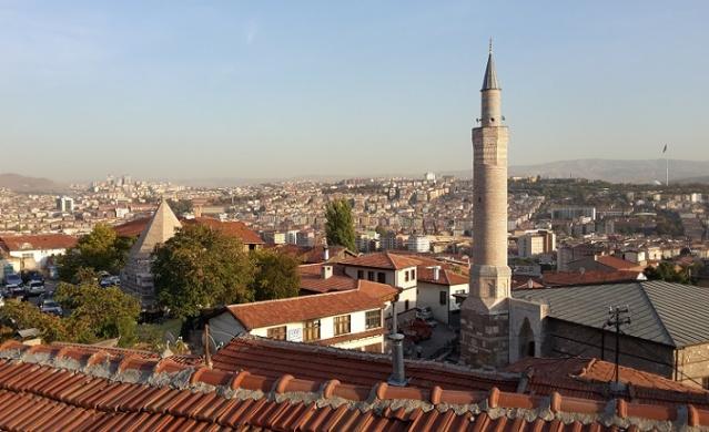 Ankara'da Selçuklu ve Osmanlı mirası 18 tarihi mescit