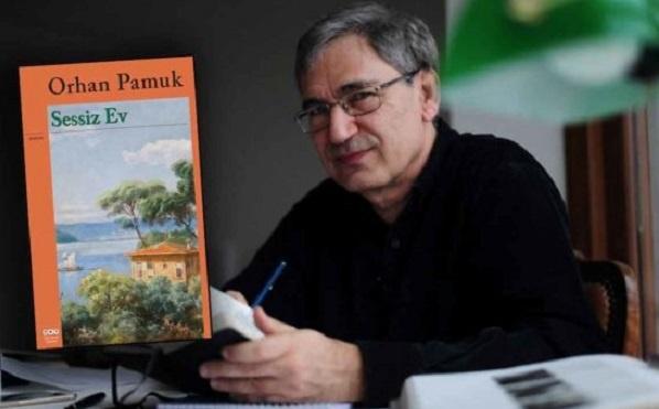 Orhan Pamuk'un Sessiz Ev romanından 15 alıntı