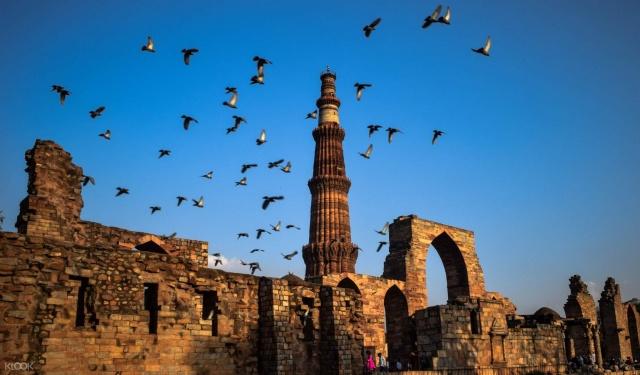 Hindistan'da Müslümanlığın sembolü: Kutub Minar