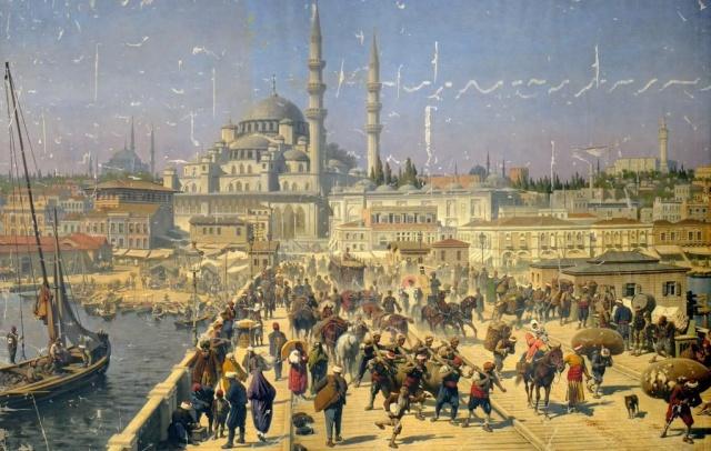 Osmanlı İstanbul'unun tehlikeli bekârları