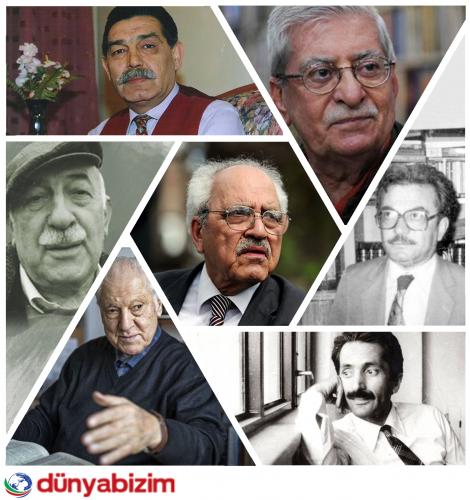 """Cahit Zarifoğlu'nun şiirinde """"Bu insanlar dev midir / Yatak görmemiş gövde midir"""" diye bahsettiği yedi güzel adam tam olarak kimler?"""
