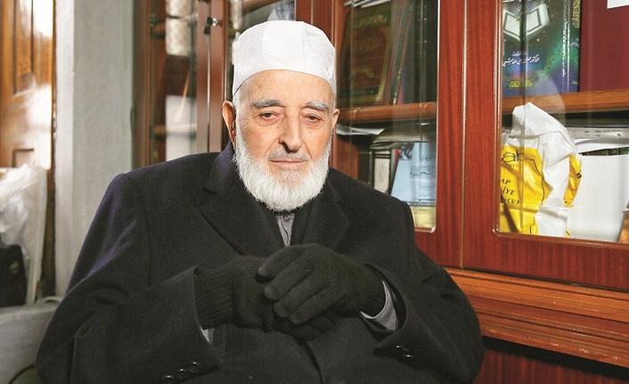İlim aşkını hocalarından devraldı Emin Saraç