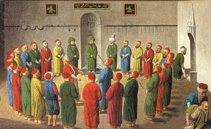 16. yüzyılda Osmanlı Anadolu'sunda tasavvuf-devlet-ulema üçgeni