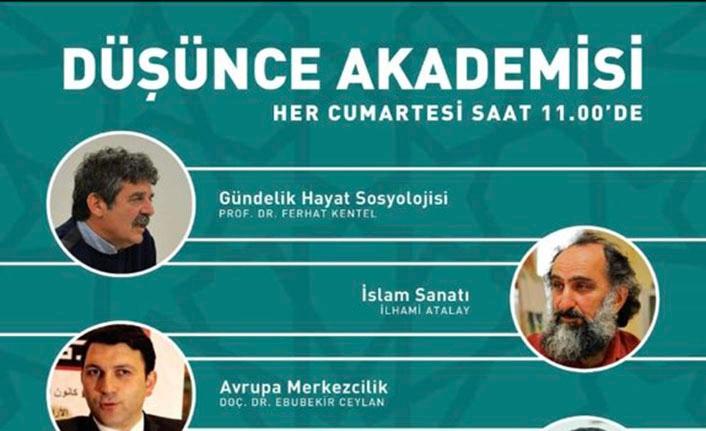 "İlhami Atalay ile ""İslam Sanatı"" konuşulacak"