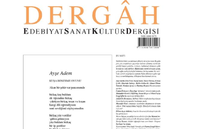 Dergâh dergisinin 345. sayısı çıktı