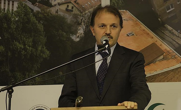 Ertem 'Turhan Emin Bey Ödülü'ne layık görüldü