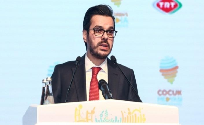 TRT Uluslararası Çocuk Medyası Konferansı başladı