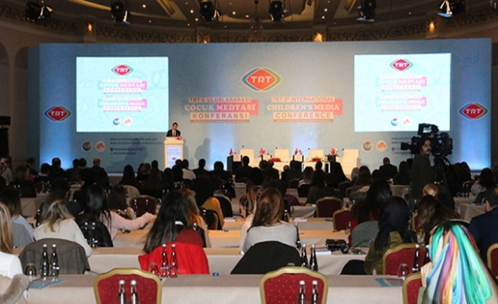 TRT Uluslararası Çocuk Medyası Konferansı için geri sayım başladı