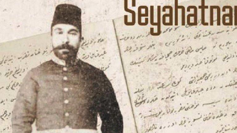 Ahmet Nazif'in bilinmeyen seyahatnamesi bulundu
