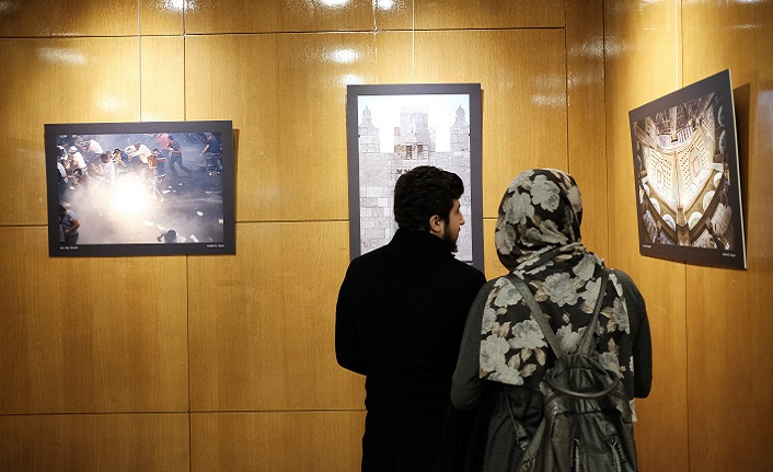 'Kudüs'te Hayat: Kudüslü Fotoğrafçıların Gözünden' sergisi