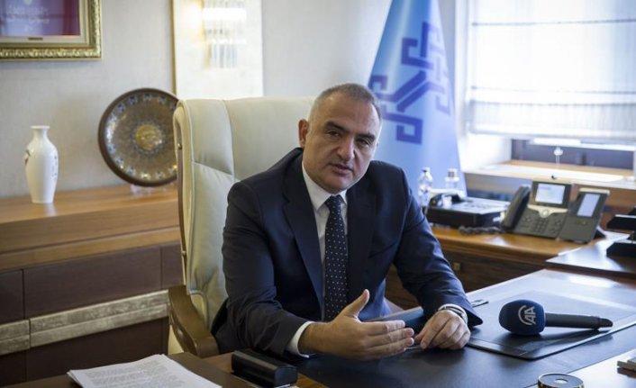 Kültür ve Turizm Bakanı Ersoy: Sinema sanatına hak ettiği desteği vermeye başlıyoruz