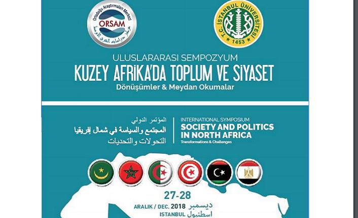Kuzey Afrika'da Toplum ve Siyaset sempozyumu