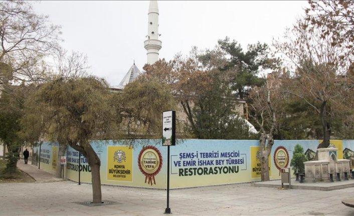 Mevlana'nın kadim dostu: Şems-i Tebrizi