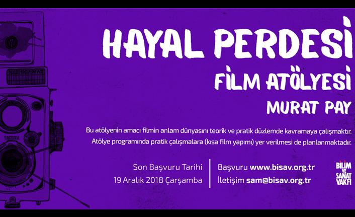 Murat Pay ile Hayal Perdesi Film Atölyesi