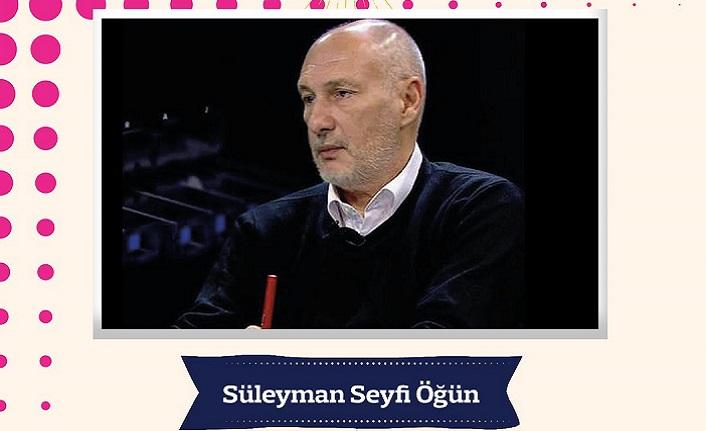"""Prof. Dr. Süleyman Seyfi Öğün ile """"Gündelik Hayatın Kültürel Yansımaları"""""""