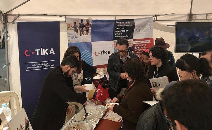 TİKA Kolombiya'da Türkiye'yi tanıttı