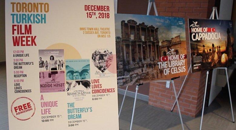 Toronto'da Türk filmleri haftası