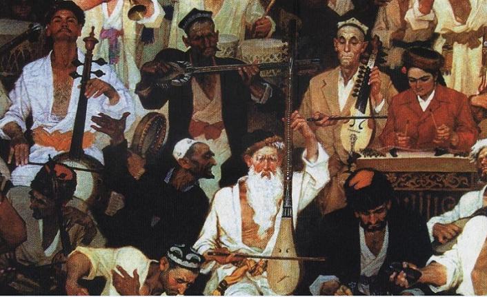 Türk dünyası müzikleri ve İrfan Gürdal