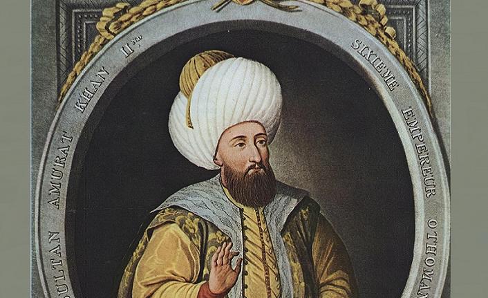 Osmanlı'nın ilk âlim, şair ve hattat padişahı II. Murad