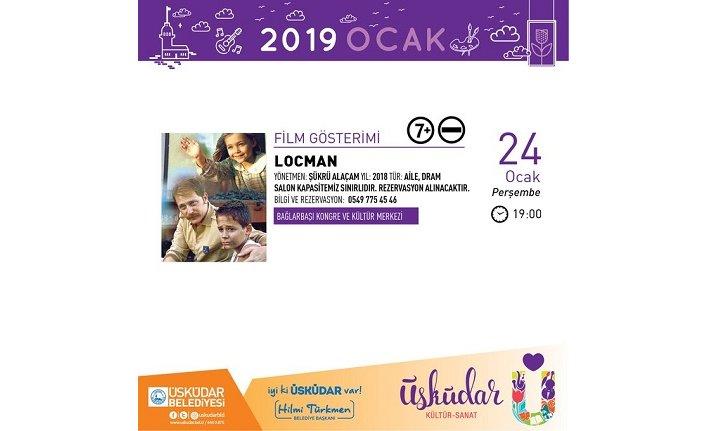 Film gösterimi: LOCMAN