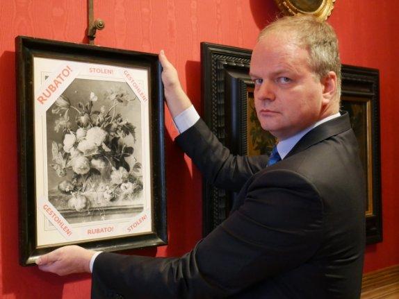 """İtalyan galerisi """"Vazo Çiçekleri"""" tablosunu Almanya'dan geri istiyor"""