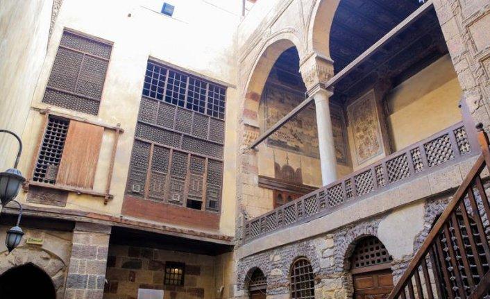 Kahire'de Vesile Hatun Evi 355 yıldır zamana direniyor