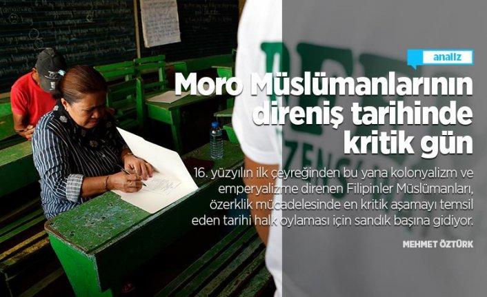 Moro Müslümanlarının direniş tarihinde kritik gün