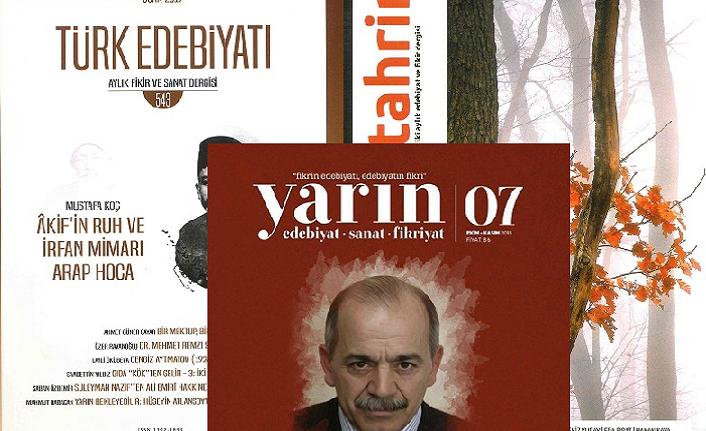 Ocak 2019 dergilerine genel bir bakış-1