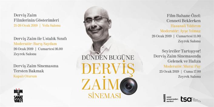 """Panel: """"Dünden Bugüne Derviş Zaim Sineması"""""""