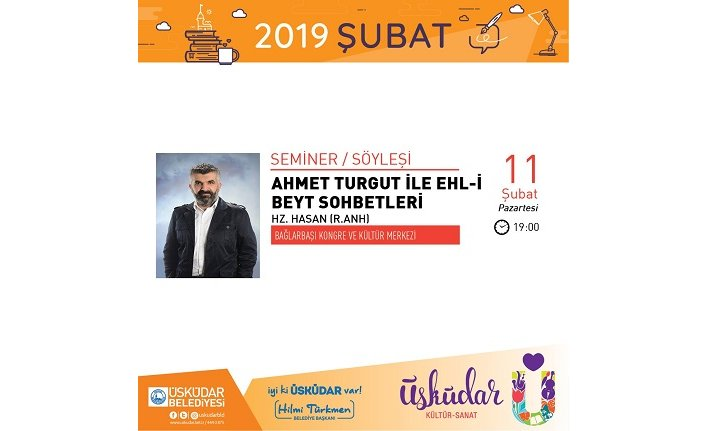 Ahmet Turgut ile Ehl-i Beyt Sohbetleri