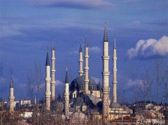 Edirne Üç Şerefeli Cami ve Belgeler Üzerinden Erken Dönem Onarımları
