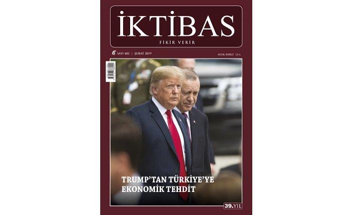 İktibas dergisinin yeni sayısı raflarda