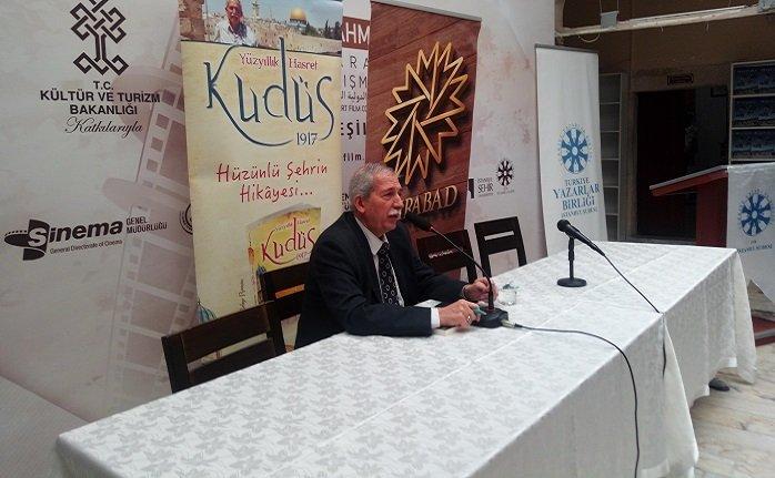 """Nurettin Taşkesen: """"Kudüs İçin Birlik Ruhu Şart"""""""