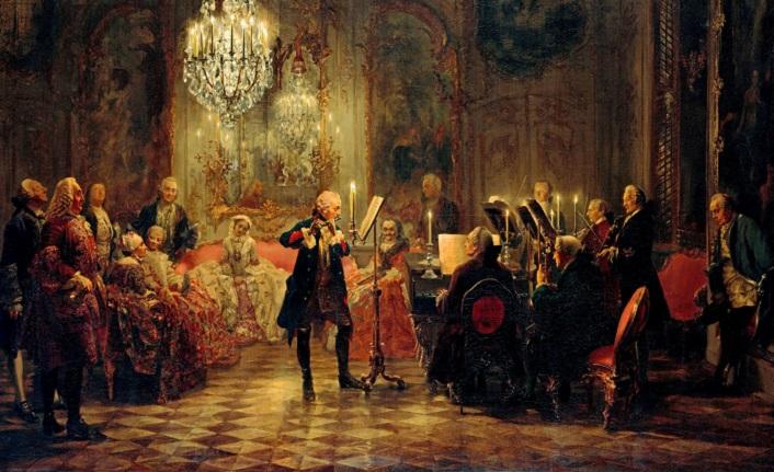 Osmanlı'da opera sanatı