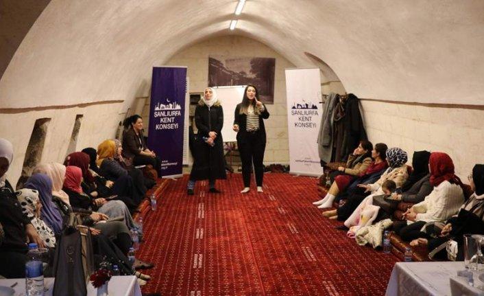 Türk ve Suriyeli kadınlar 'hoşgörü'de buluştu