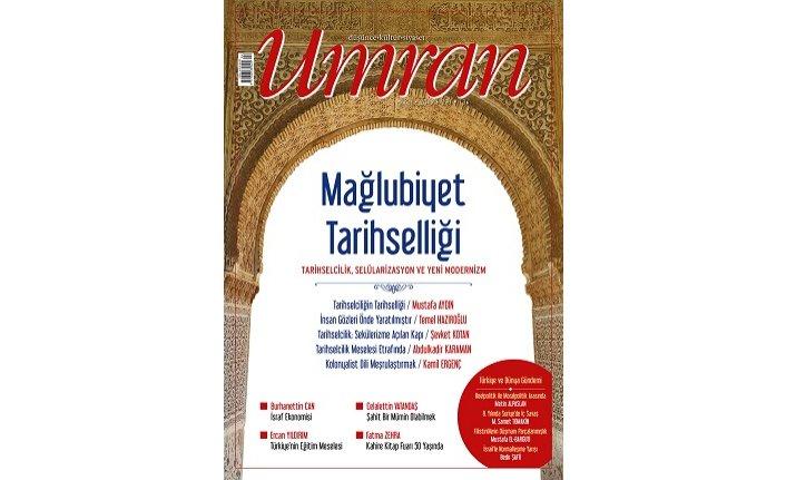 Umran dergisinin Şubat sayı çıktı