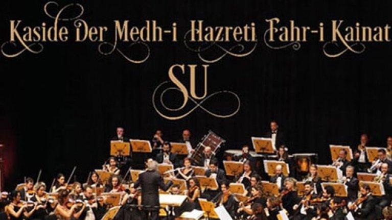 İBB, Fuzuli'nin Su Kasidesi'ni oratoryo olarak ilk kez sahneye taşıyor