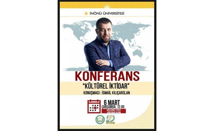 Konferans: Kültürel İktidar
