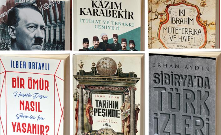 Kronik Kitap'tan Dünyabizim'e gelen kitaplar
