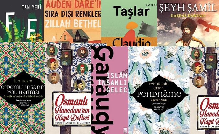 Timaş Yayınlarından Dünyabizim'e gelen kitaplar