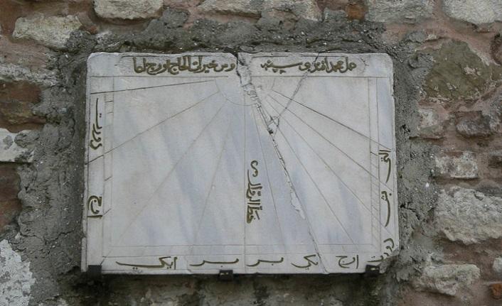 53 güneş saati varmış vaktiyle İstanbul'da